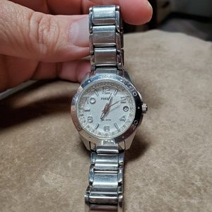 Fossil watch w new BATTERY